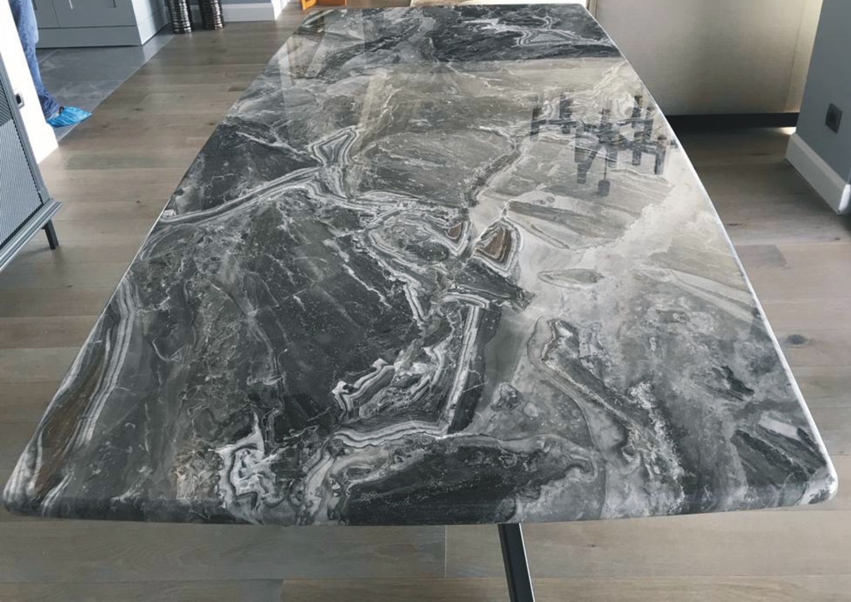 Silver Fantasy Table